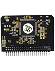 SD to IDE Adapter, SD SDHC SDXC MMC to IDE 44Pin 2.0mm Adapter Card Support DMA-33, for DOS/NT4/WIN 98SE/ME/2000/XP/VISTA