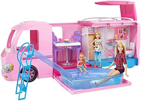 Barbie FBR34 DreamCamper product image
