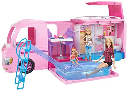 Barbie DreamCamper (Games Like The Hook Up On The N)