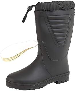 Herrenschuhe Stormwells Wellington Boots Tie Top Water Resistant Polar Thermal Lined Wellies