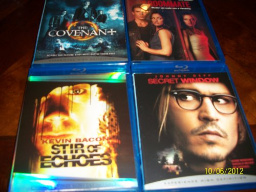 The Covenant, the Roommate, Stir of Echoes, Secret Window