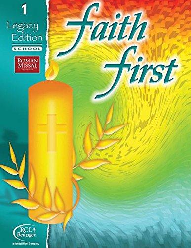 Faith First Legacy School Edition Grade 1