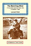 img - for The Marching Wind (Equestrian Travel Classics) book / textbook / text book