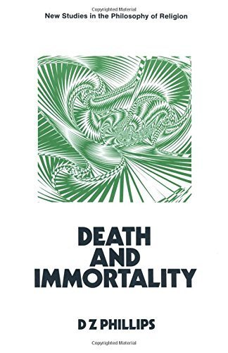 Death and Immortality (New Study in Philosophy of Religion) by Professor D. Z. Phillips (1971-01-21)