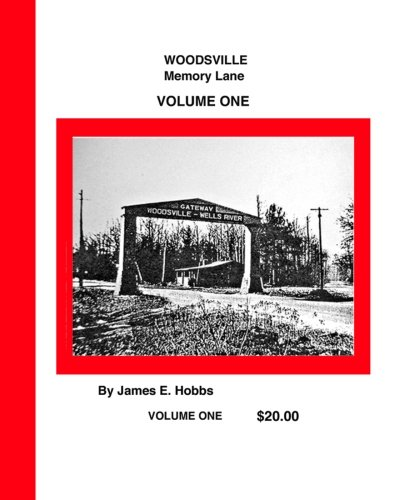 Read Online WOODSVILLE, MEMORY LANE VOLUME ONE pdf epub