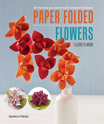 Paper Folded Flowers -