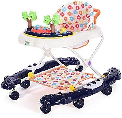 Xhtoe Los Primeros Pasos del bebé Actividad Walker Multifunción ...