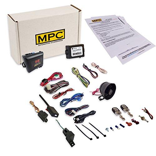 Remote Starter & Car Alarm System for Lincoln & Mazda [1997-2012]
