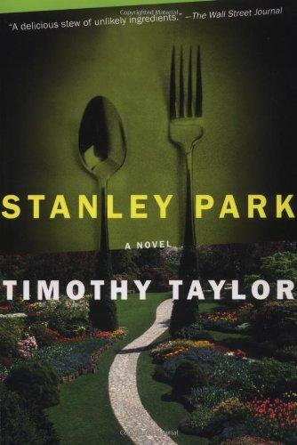 Stanley Park: A Novel - Spy Store Vancouver