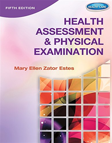 Health Assessment and Physical Examination (Delmar Health Care) by Delmar Cengage Learning