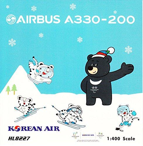Air 400 Phoenix (Phoenix Model PHX1743 1:400 Korean Air Airbus A330-200 REG #HL8227 (pre-painted/pre-built))