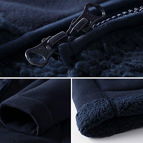 Donne Ispessimento Dimensioni Xiang C Delle B Autunno Colore Shop Inverno Di Solido M Li Cappotto Shi Caldo colore TXpXq01