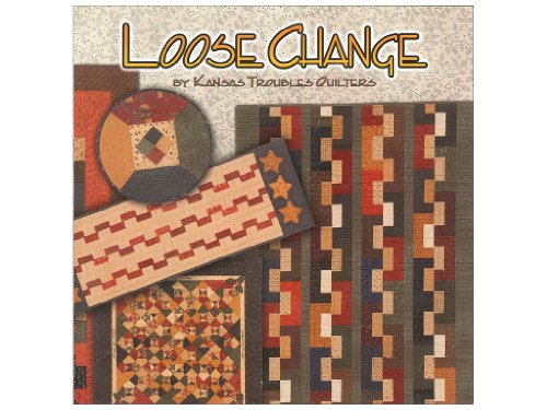 Kansas Troubles Quilters Loose Change product image