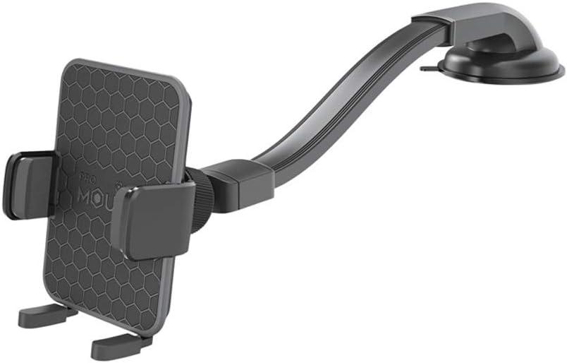 Celly Soporte móvil Coche Ventosa, Universal, Ajustable 360 ° con ...