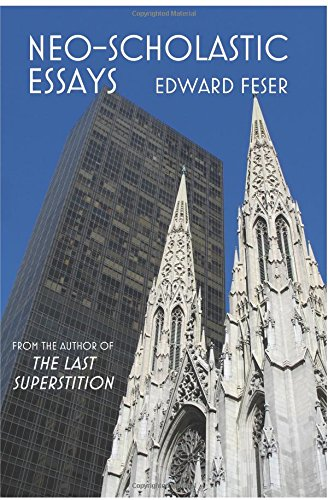 Book cover from Neo-Scholastic Essaysby Edward Feser