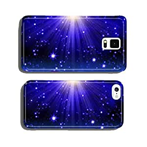 Deep blue night sky filled with stars. cell phone cover case iPhone6