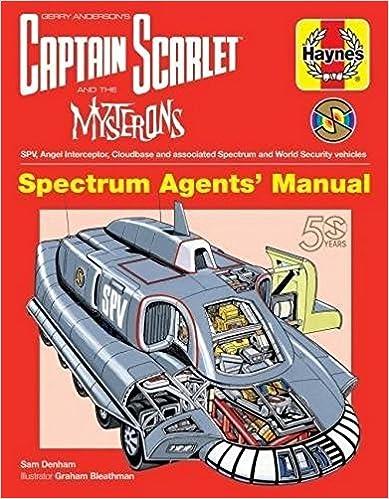 Captain Scarlet Manual Haynes Manuals Bundles Electronics & Photo ...