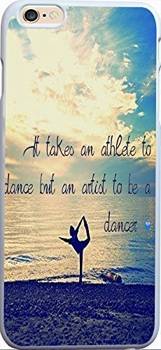 Bible Verses Christian Quotes Inspirational Life Quotes He Takes an Althlete to Dance but an Antiot to Be a Dancer Clear Hard Case for Iphone 5/5s