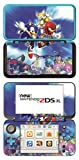 Sonic the Hedgehog Game Skin for New Nintendo 2DS XL Console 100% Satisfaction Guarantee!