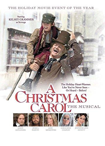 A Christmas Carol - The Musical [DVD] [200]