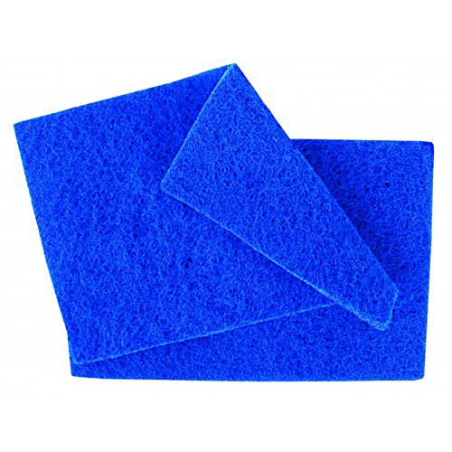 3M General Purpose Scouring Pad Blue - Pack of 10