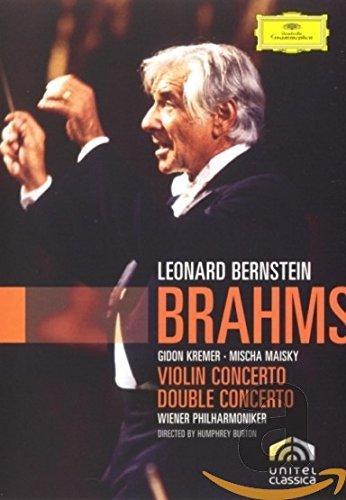 Brahms:: Violin Concerto/Double Concerto (Violin Concerto Dvd)