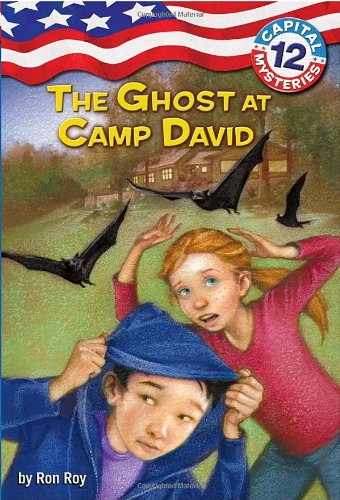 Capital Mysteries #12: The Ghost at Camp David (Halloween Stores In Columbia Md)