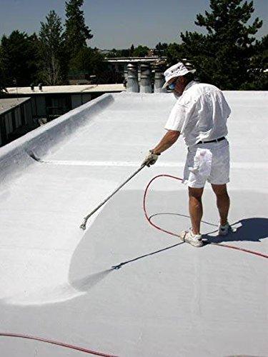 Armor Roof Coating 2.5 Gallon Pail Light Gray