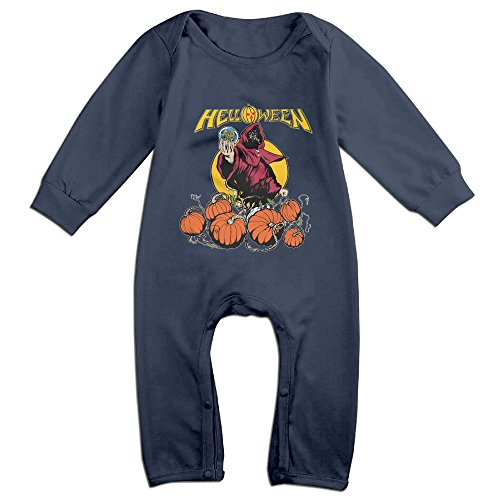 Cute Helloween Band Outfits For Toddler Navy Size 12 Months