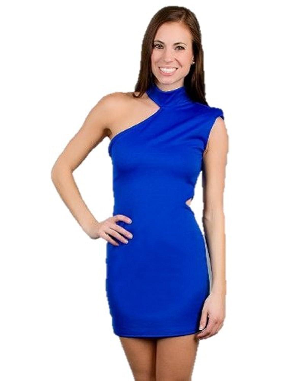 Devsters Royal Red Carpet Blue Dress