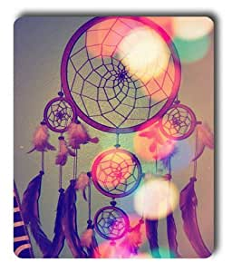 Lilyshouse Beautiful Dream Catcher 001 Rectangle Mouse Pad