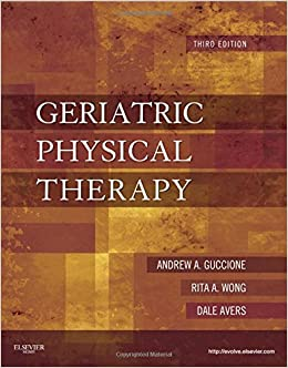 Geriatric Physical Therapy, 3e
