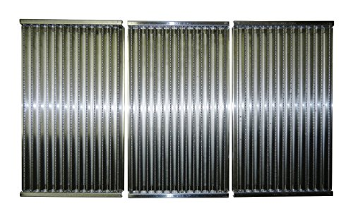 Music City Metals 5S373 Stamped Stainless Steel Cooking Grid for Select Charbroil Brand Gas Grills Griddles by Music City Metals