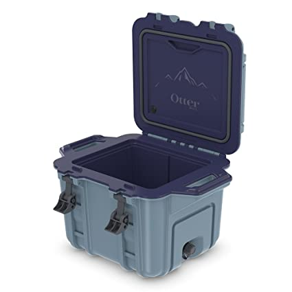 buy online 7ae5d fe72c OtterBox Venture Cooler 25 Quart - Shoreline (Citadel Blue/Patriot Blue)