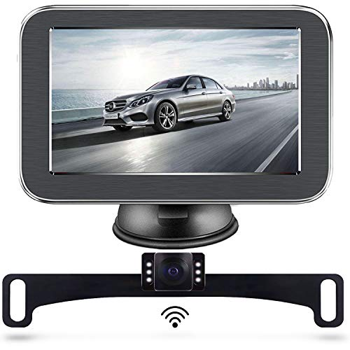 LASTBUS Wireless Backup Camera System