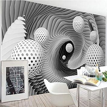 Nnkkbh Benutzerdefinierte 3d Wandbild Tapete Modern Abstract