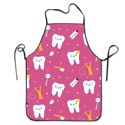 Amazon com: NLKDGS66DS Happy Teeth & Friends - Dark Pink