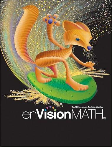 EnVision Math Grade 6 Scott Foresman 9780328272853