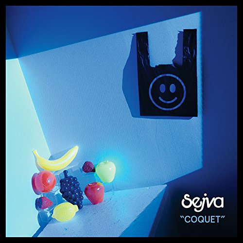 Cassette : Sejva - Coquet (Yellow, Digital Download Card)