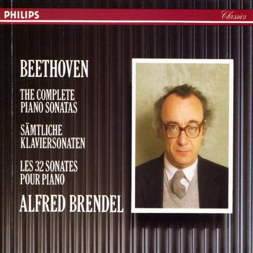 Beethoven: The Complete Piano Sonatas Alfred Brendel Beethoven Piano Sonatas