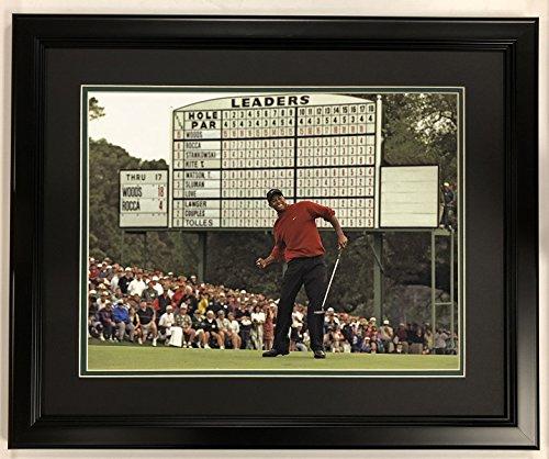 (Tiger Woods - 1997 Masters Champion - 18