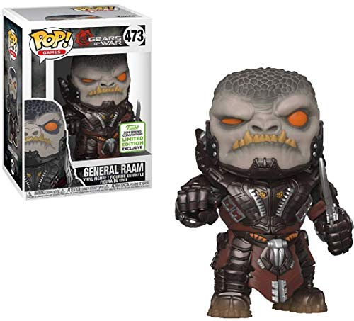 Funko Pop Games: Gears of War - General Raam Collectible Figure, - Gear Generals