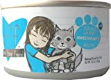 Best Feline Friend Cat Food, Tuna and Shrimp Sweethearts Recipe, 5.5-Ounce Cans (Pack of 16), My Pet Supplies