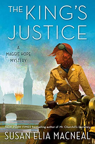 Book Cover: The King's Justice: A Maggie Hope Mystery