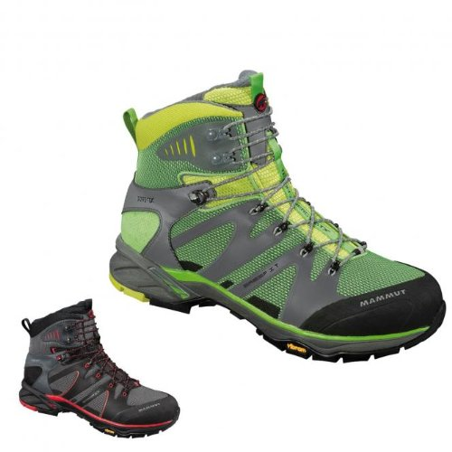 Mammut T Aenergy GTX Men Hiking Boot, Grey, US12.5