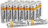 AmazonBasics AA Everyday Alkaline Batteries (20-Pack)