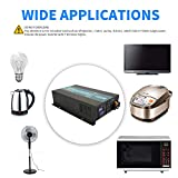 Reliable RBP-3000S-LED 3000w Pure Sine Wave Solar