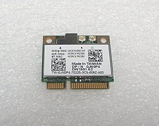 Dell Wireless Dw1601 Qca9005 8v256 WiGig 802.11ad 7Gbps Half Mini Wireless Card for Dell Latitude 6430u E5440 E5540 E6430 E7240 E7440 (B00PEPZB8M) | Amazon price tracker / tracking, Amazon price history charts, Amazon price watches, Amazon price drop alerts