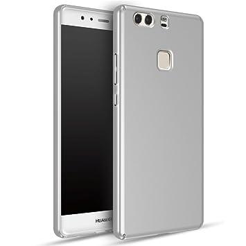 Huawei P9 Plus Carcasa, Panphy Alta calidad Ultra Slim Hard ...