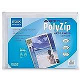Itoya AZ-14-17 14x17-in Art Size Art Profolio Polyzip Envelope